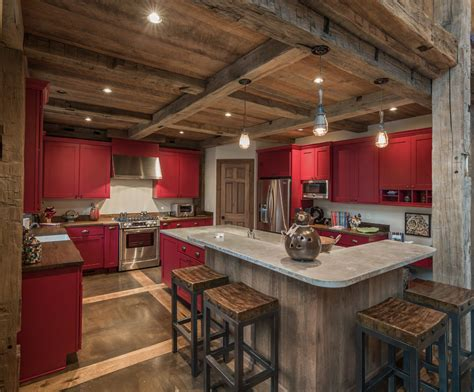 rustic red kitchen cabinets unusual lighting chandelier unusual free engine image