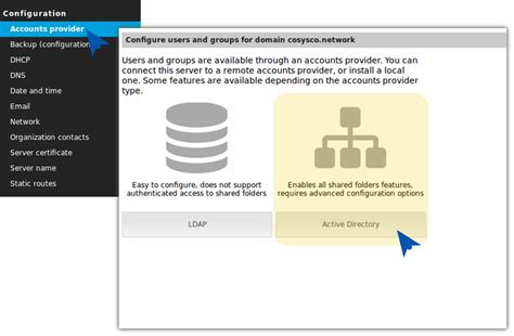 nethserver pdc active directory samba pdc configura