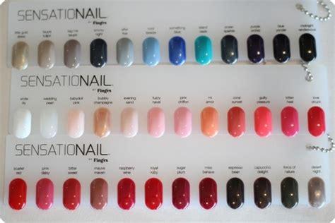 sensationail gel nail new boxed select