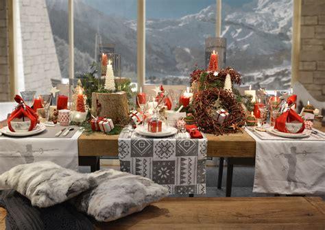 Deco Chalet De Noel by Un No 235 L 224 La Montagne Le D Interior S