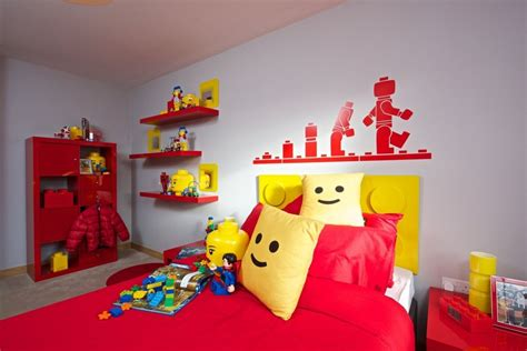 lego themed bedroom decorating ideas kids room ideas 15 lego room decor style motivation