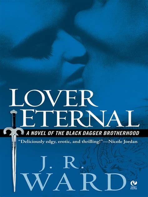 lover eternal black dagger brotherhood book 2 shelf in my mailbox august 7 2011