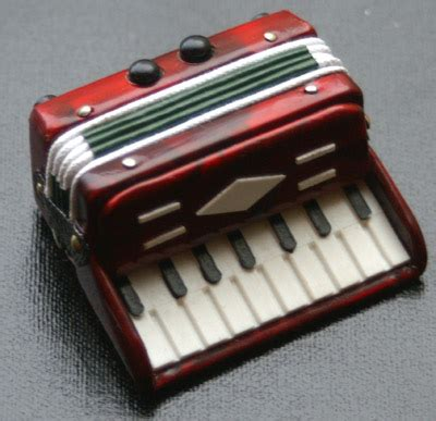 accordion house music dolls house miniature music room eol dolls house miniature red accordion product