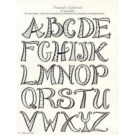 doodle font ideas best 25 doodle alphabet ideas on