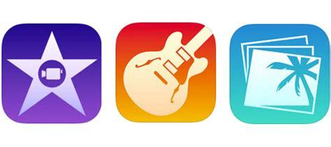 Garageband To Imovie Apple Updated Garageband Iphoto And Imovie For Ios 7