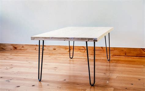 hairpin leg table diy diy hairpin leg coffee table dunn diy