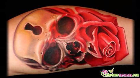 imagenes de calaveras en 3d los mejores tatuajes de calaveras youtube