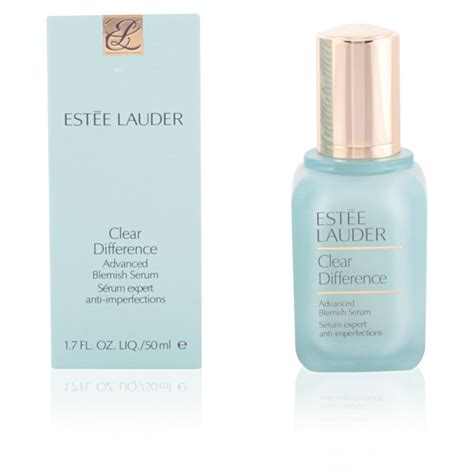 Estee Lauder Clear Difference Advanced Blemish Serum est 233 e lauder cosmetics clear difference advanced