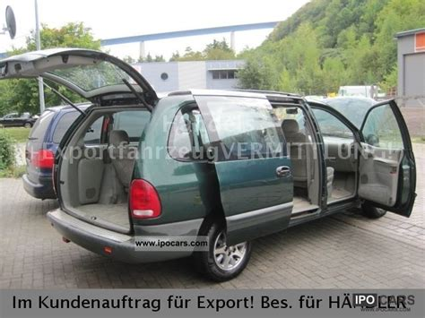 where to buy car manuals 1998 plymouth grand voyager on board diagnostic system 1998 plymouth grandvojager auto air new 6sitzer wr t 220 v a car photo and specs