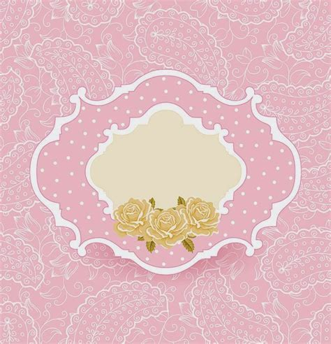 Wallpaper Batik Undangan | background undangan pernikahan batik pink 1 background