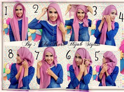 tutorial hijab simple segi empat simple tutorial hijab segi empat 2015 hijabiworld