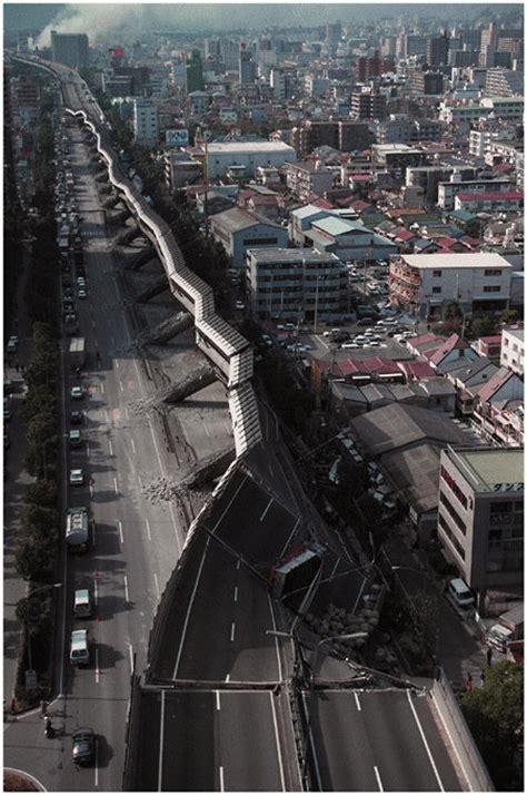 earthquake exle hanshin expressway earthquake