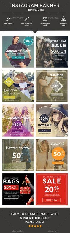 layout for instagram cost blog instagram pinterest banners 2 graphics creative