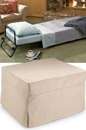 Ottoman That Turns Into A Bed Small Ottomans Footstools Foter