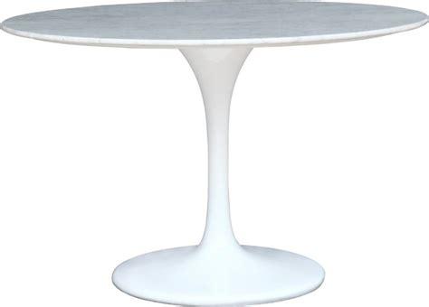 48 marble table eero saarinen tulip table 48 quot marble top dining table