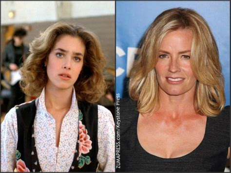 elisabeth shue back to the future 1 back to the future claudia wells elisabeth shue