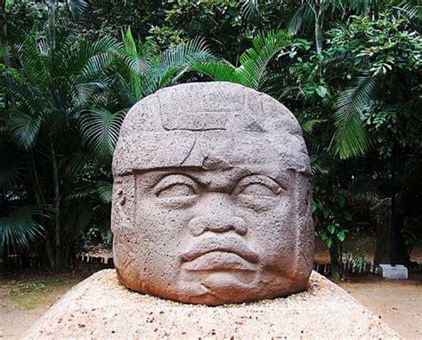 imagenes sitios arqueologicos olmecas ruta olmeca atractivos turisticos de mexico