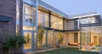 Luxury House Design by Luxury Contemporary House Design With Floor To Ceiling