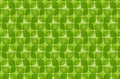 green pattern ai green retro vector pattern design vector free download