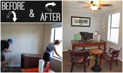 holly s closet home office makeover before after share the joy office makeover the reveal the