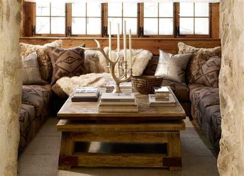 alpine country home decor ideas rustic elegance from