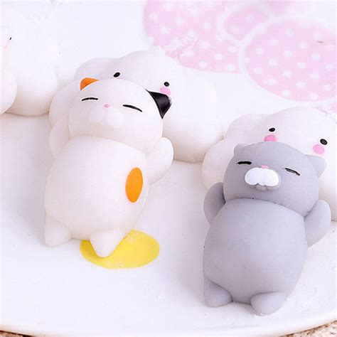 squishy toys cat squishy stress relief soft mini