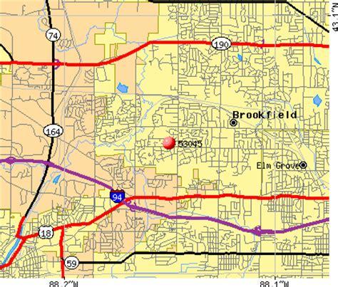 53045 zip code brookfield wisconsin profile homes
