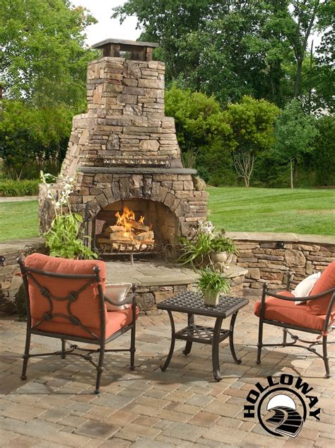 outdoor fireplace 72 quot custom masonry outdoor fireplace