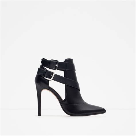 high heel ankle boot style shoes view all shoes