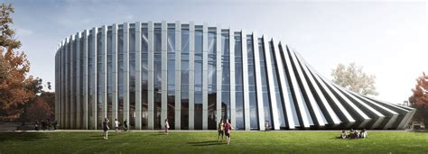 Umass Amhearst Mba Course by Bjarke Ingels To Extend Isenberg School Of Management