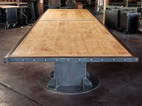 i beam table gallery vintage industrial furniture