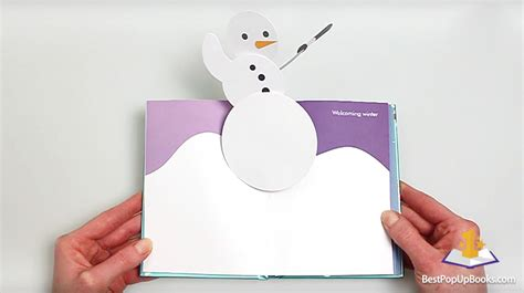 winter in white pop pop up book christmas gallery best pop up books