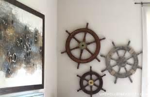 nautical decor diy nautical decor that makes a splash