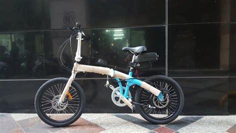 jual sepeda listrik sepeda lipat united dot hub motor