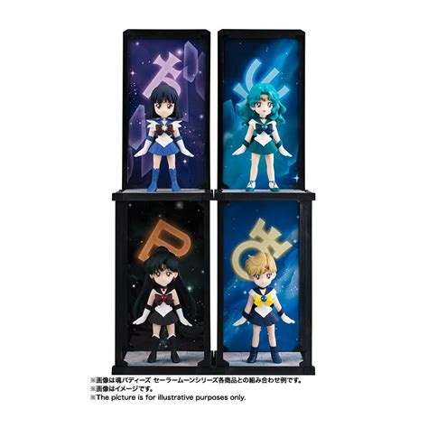 Sailor Moon Tamashii Buddies sailor moon tamashii buddies sailor saturno mythcloth es