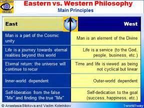Essay On Western Vs Eastern Philosophy by East Vs West Eastern Religions Philosophies Values Versus Western Religions