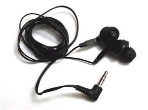 Comfort Tips Earbuds 10 Pairs Packages Of Earbud Earphones Billboard Delta