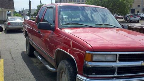 how cars run 1998 chevrolet g series 1500 spare parts catalogs buy used 1998 chevy 1500 181 176 miles have key starts runs in portsmouth ohio united states