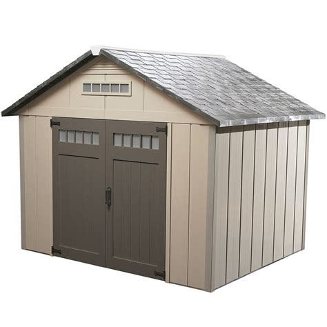 Lowes Vinyl Storage Sheds by Storage Sheds Lowes Creativity Pixelmari