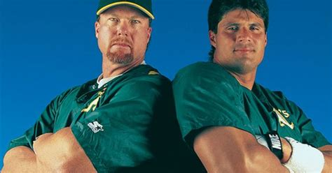 creatine mood swings mark mcgwire and jose canseco 1989 are not in my book