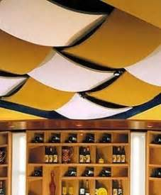 Diy Ceiling Ls Diy Unfinished Basement Decorating On Unfinished Basements Basement Ceilings And