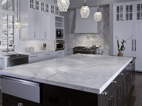 Granite, Marble and Quartz Kitchen Counter Tops