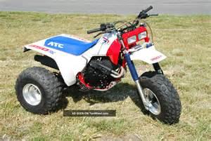 1986 Honda 350x 1986 Honda Atc 350x