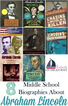 Biography Of Abraham Lincoln For Middle School   george washington biographies for middle school american