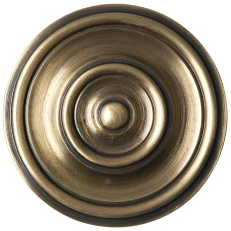 Antique Brass by Brass Accents Single Cylinder Deadbolt 2 3 8 Inch Or 2 3 4