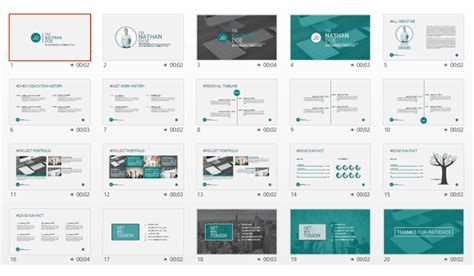 Design Custom Powerpoint Template For Branding Project By Fayejkhan Branded Powerpoint Template
