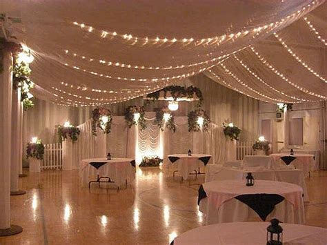 diy wedding draped ceiling takpynt 1 bryllup pinterest beautiful receptions
