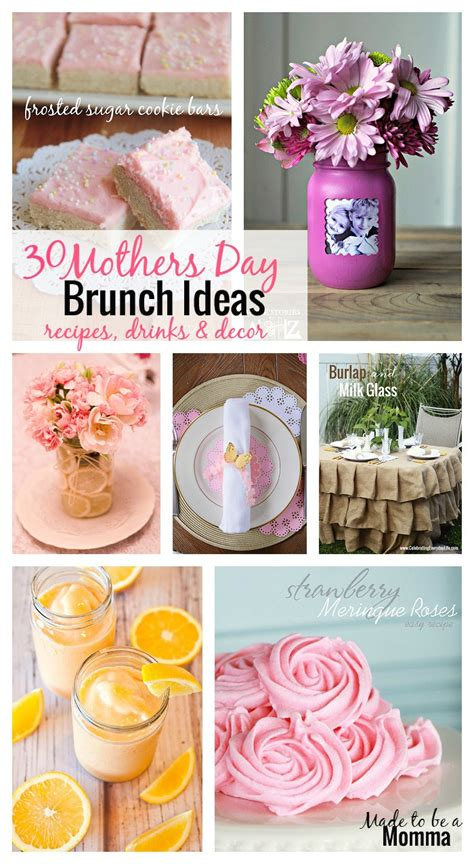 day ideas mothers day brunch ideas made to be a momma