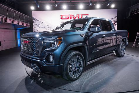 2019 Gmc Hd Release Date by 2019 Gmc Hd Denali Exterior And Interior Review Car