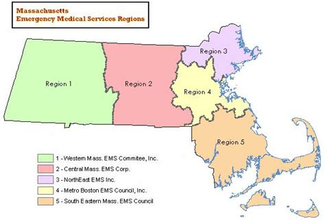 service ma massgis data massachusetts emergency services regions